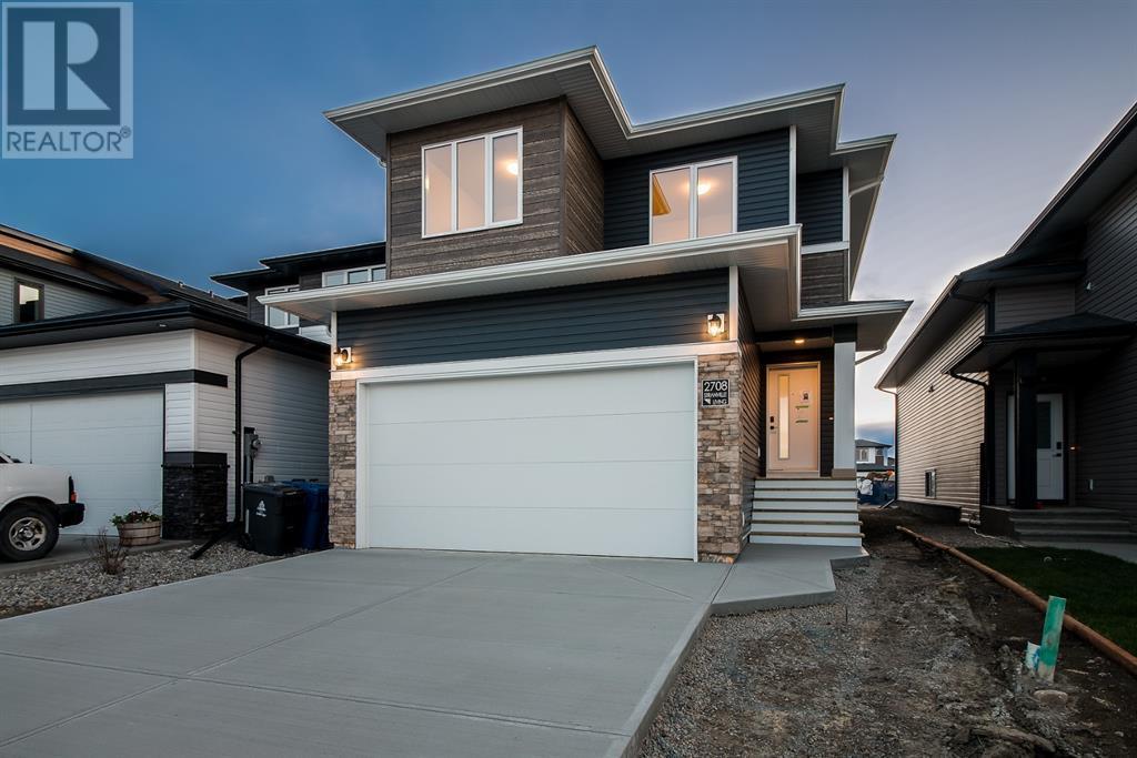 2708 46 Street S, Lethbridge, Alberta  T1K 8J5 - Photo 1 - LD0190085