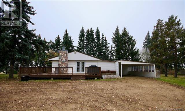 46306 Range Road 195, Rural Camrose County, Alberta  T4V 2M9 - Photo 1 - CA0180228