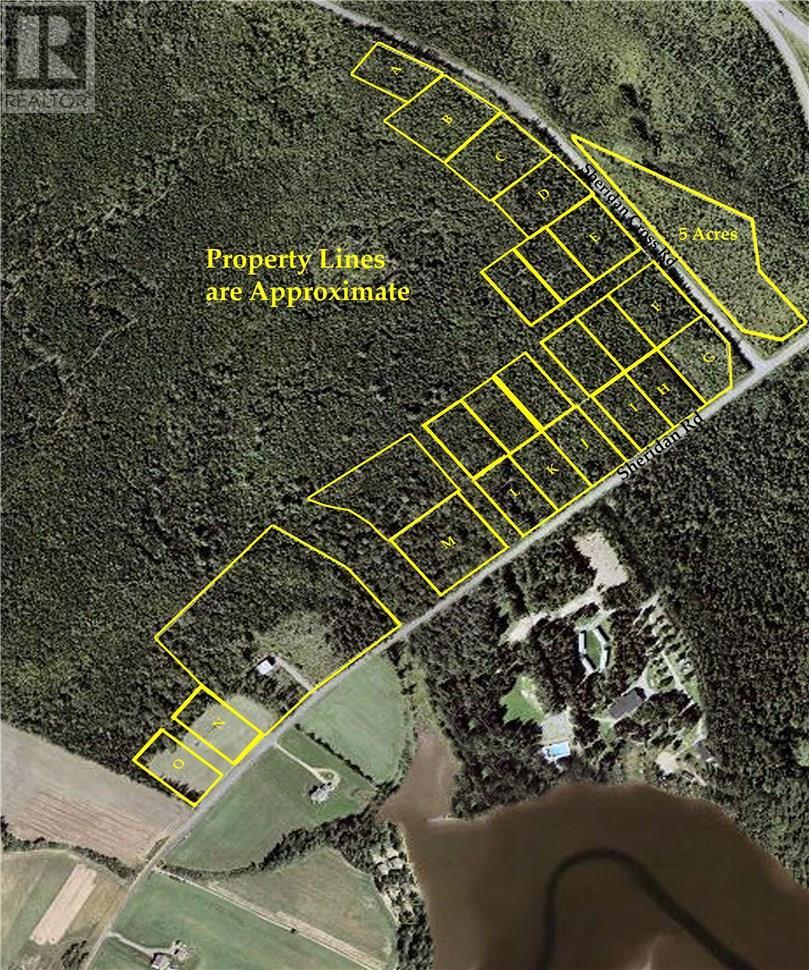 Lot E Sheridan Cross Rd, Bouctouche, New Brunswick  E4S 3N3 - Photo 1 - M125308