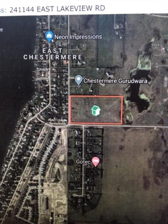 241144 East Lakeview Road, Chestermere, Alberta  T1X 0M6 - Photo 1 - A1022792