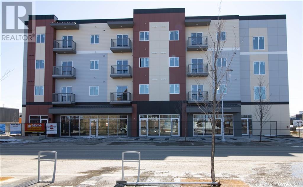 10101 101 Avenue, Grande Prairie, Alberta  T8V 2P8 - Photo 1 - GP202552