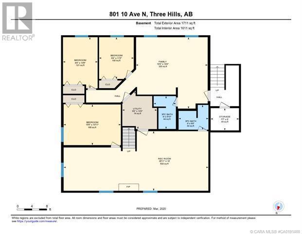 801 10 Avenue Ne, Three Hills, Alberta  T0M 2A0 - Photo 50 - CA0191488