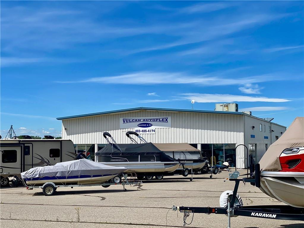 517 Service Rd N, Vulcan, Alberta  T0L 2B0 - Photo 1 - C4303310