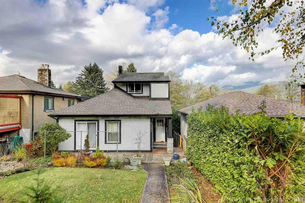 4131 Yale Street, Burnaby, British Columbia  V5C 1R2 - Photo 1 - R2428317