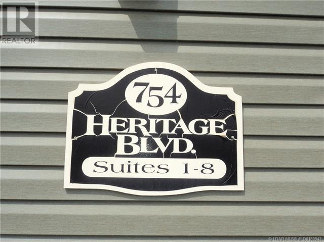 6, 754 Heritage Boulevard, Lethbridge, Alberta  T1K 6W9 - Photo 17 - LD0189943