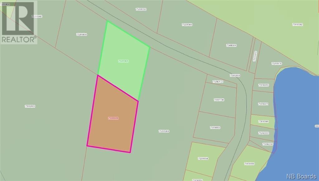 Lots 5+6 Jerry Chessie Road, Yoho Lake, New Brunswick  E6K 3B3 - Photo 4 - NB051914