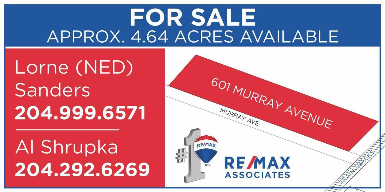 601 Murray Avenue in Winnipeg - Vacant Land For Sale : MLS# 202028989 Photo 2