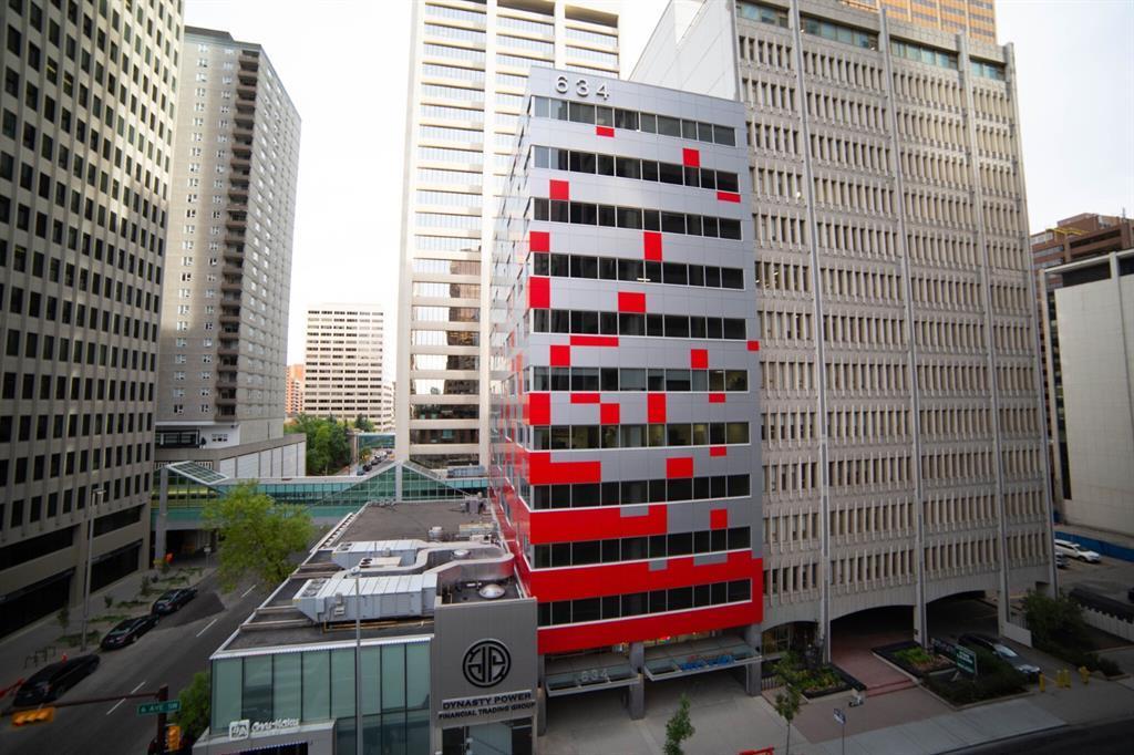 510, 634 6 Avenue Sw, Calgary, Alberta  T2P 0S4 - Photo 5 - A1063136