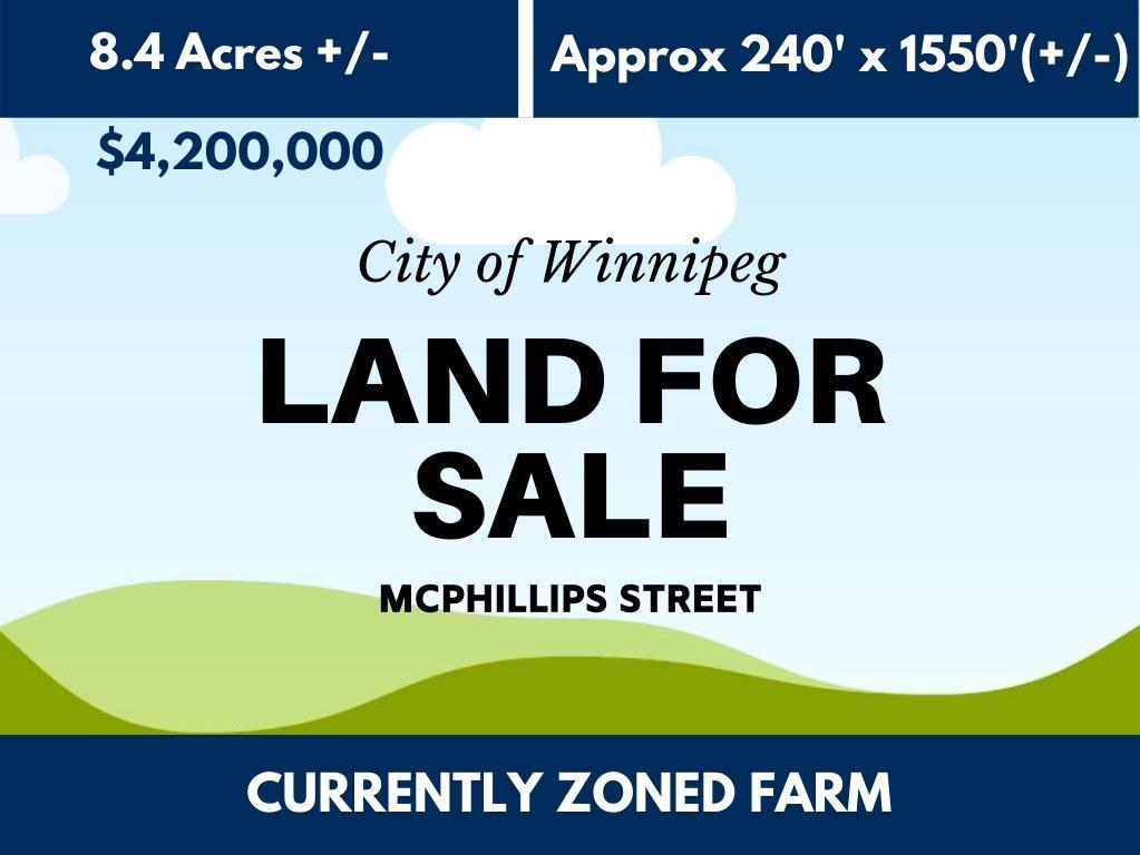 0 Mcphillips Street, Garden City, Winnipeg