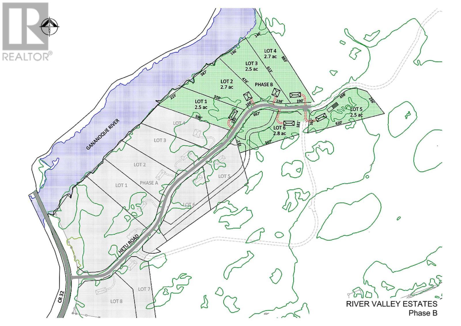 Lot B5 Hetu Rd, Leeds And 1000 Islands, Ontario  K7G 2V3 - Photo 2 - K21000220