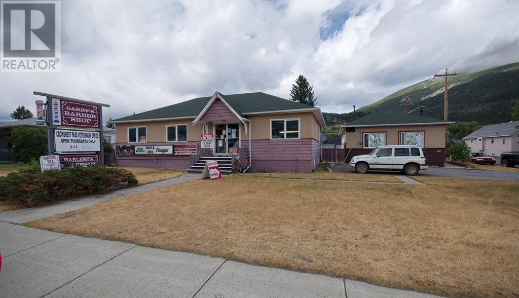 12161 20 Avenue, Blairmore, Alberta  T0K 0E0 - Photo 1 - A1030553
