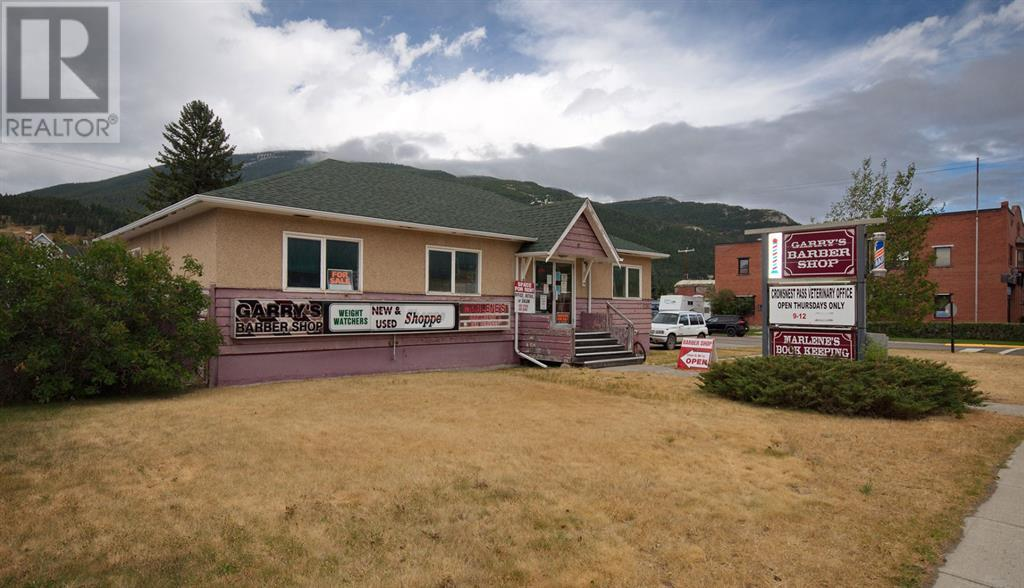 12161 20 Avenue, Blairmore, Alberta  T0K 0E0 - Photo 2 - A1030553