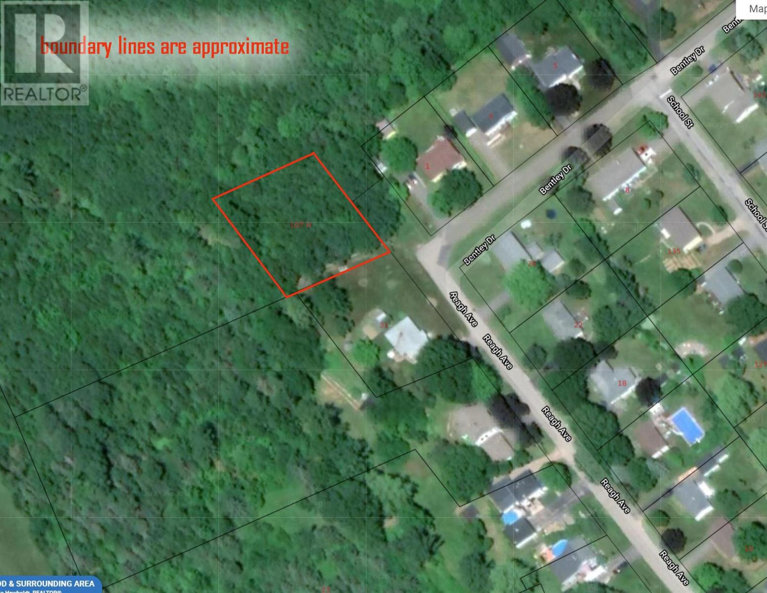 Lot H Reagh Avenue, Middleton, Nova Scotia  B0S 1P0 - Photo 2 - 202103184