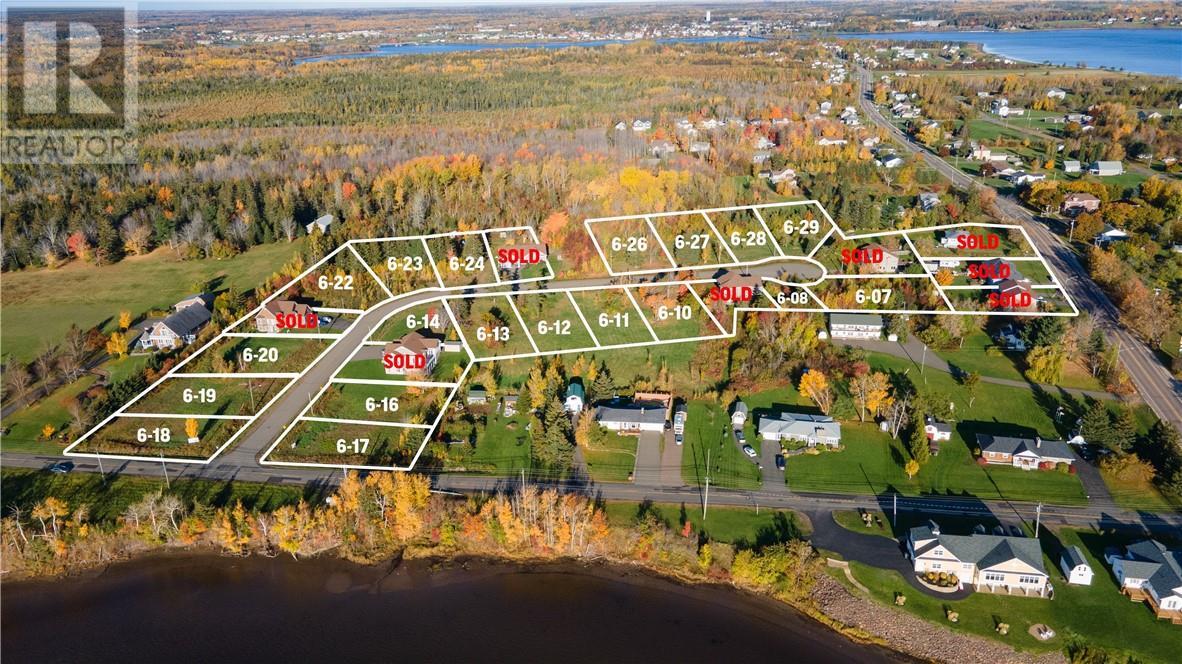 Lot 06-18 Heron Crt, Bouctouche, New Brunswick  E4S 0E3 - Photo 1 - M133229