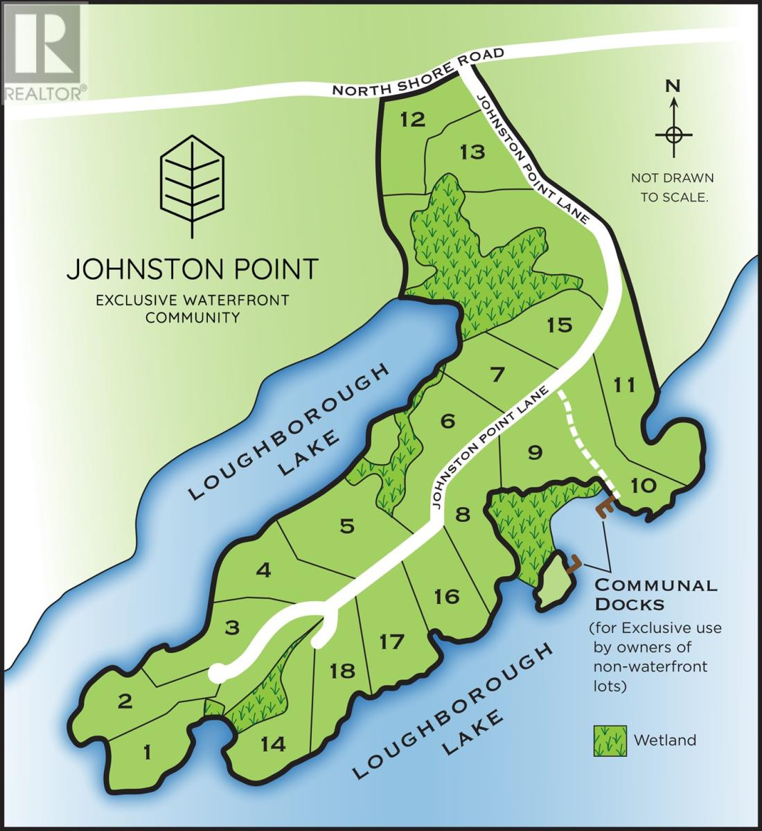 Lot 4 Hinterland Ln, South Frontenac, Ontario  K0H 2L0 - Photo 2 - K20003920
