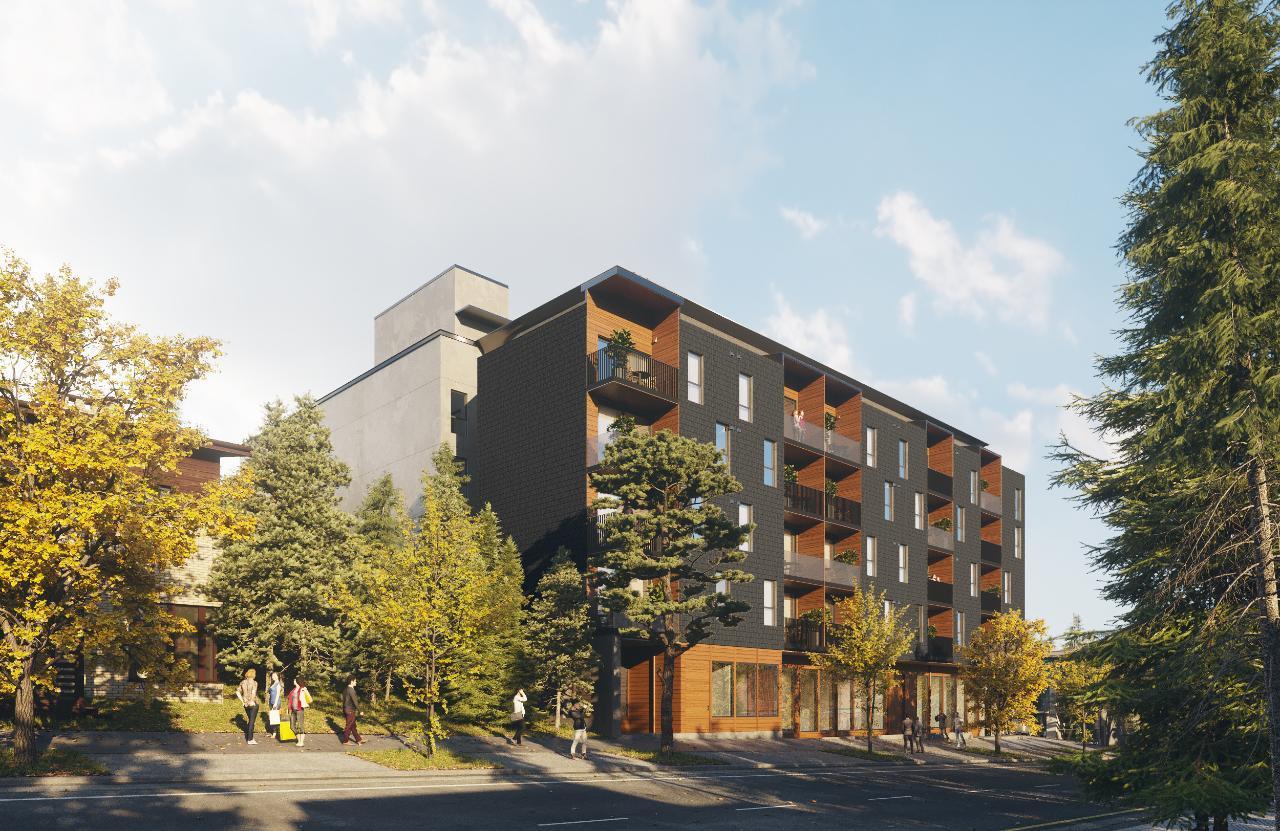 204 - 514 Victoria Street, Nelson, British Columbia  V1L 4K8 - Photo 1 - 2457013