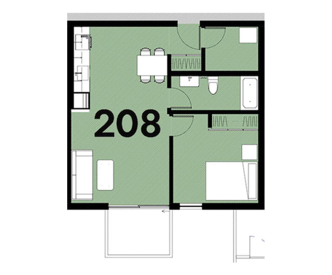 208 - 514 Victoria Street, Nelson, British Columbia  V1L 4K8 - Photo 6 - 2457015