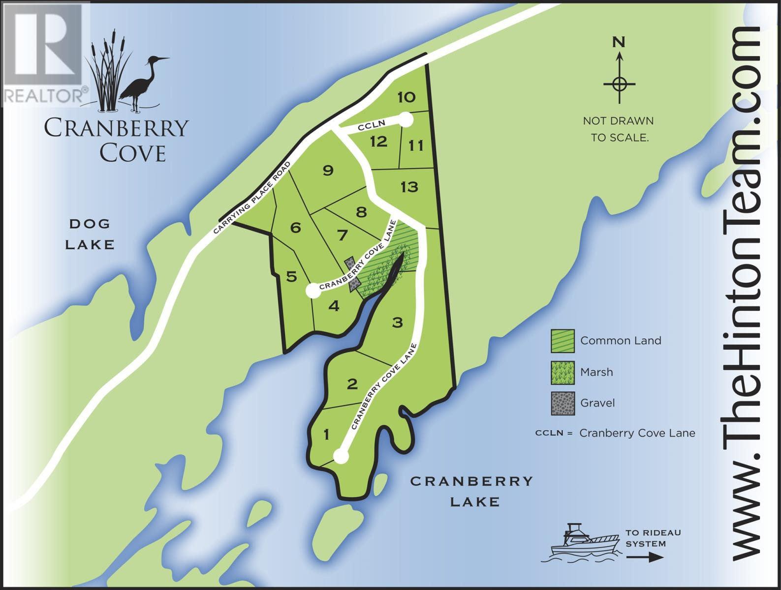 Lot 12 Cranberry Cove Ln, South Frontenac, Ontario  K0H 2N0 - Photo 4 - K20004047