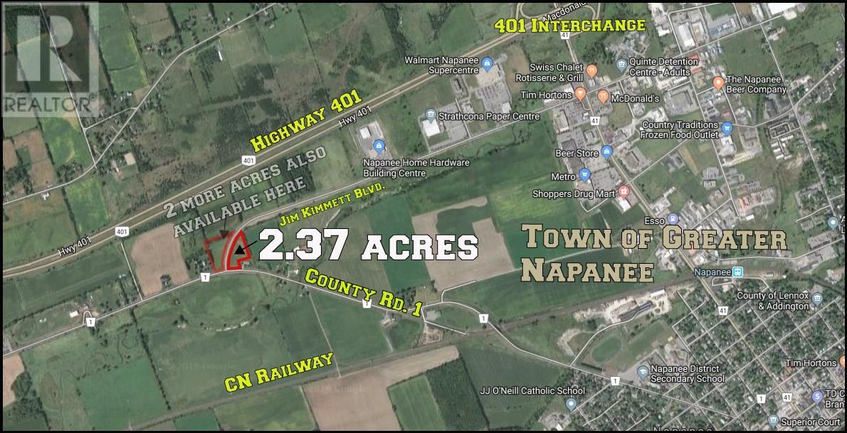 0 Jim Kimmett Blvd, Greater Napanee, Ontario  K7R 3L1 - Photo 3 - K20003811