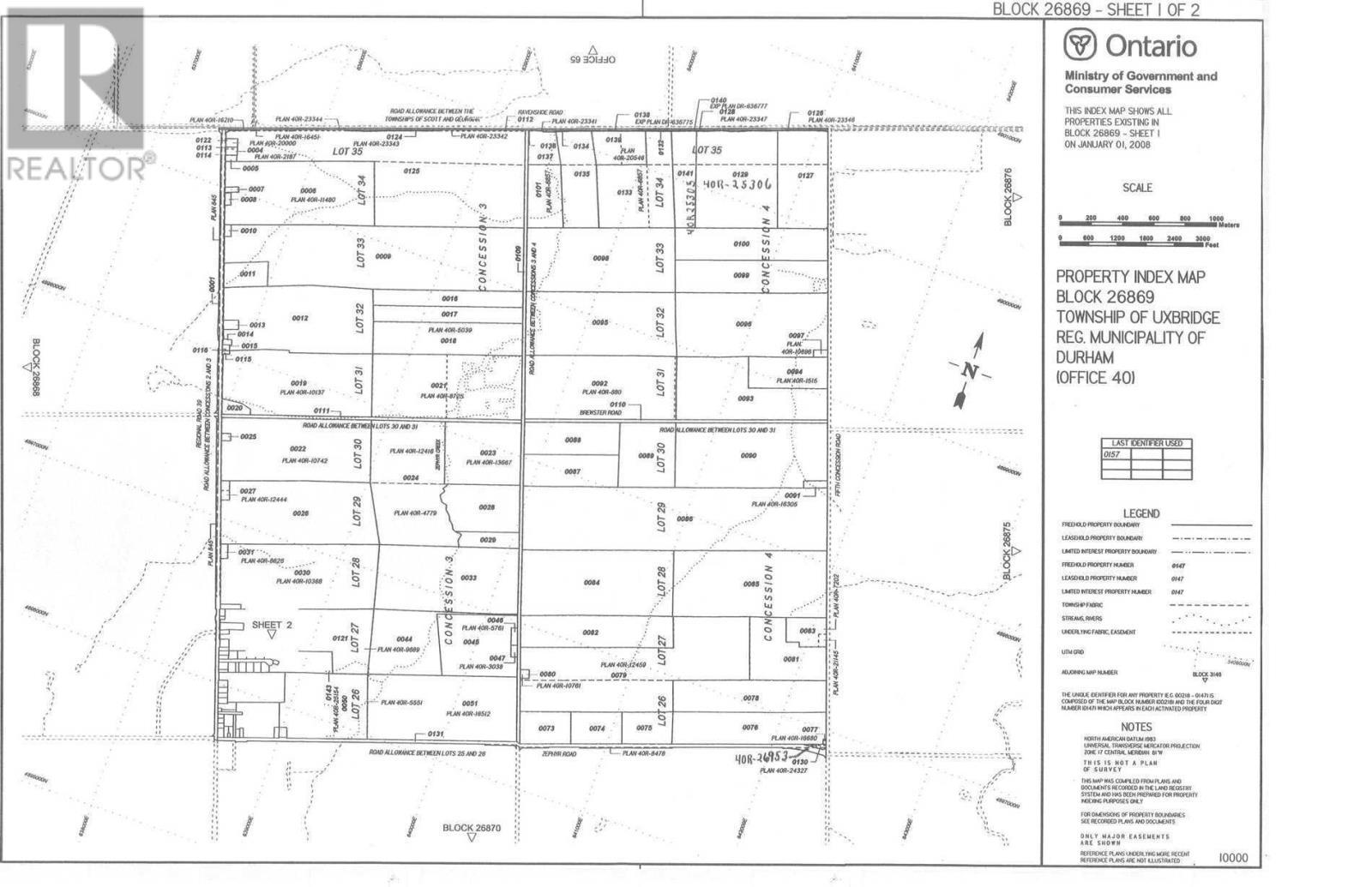0 4th Concession Rd W, Uxbridge, Ontario  L0E 1T0 - Photo 5 - N5154262