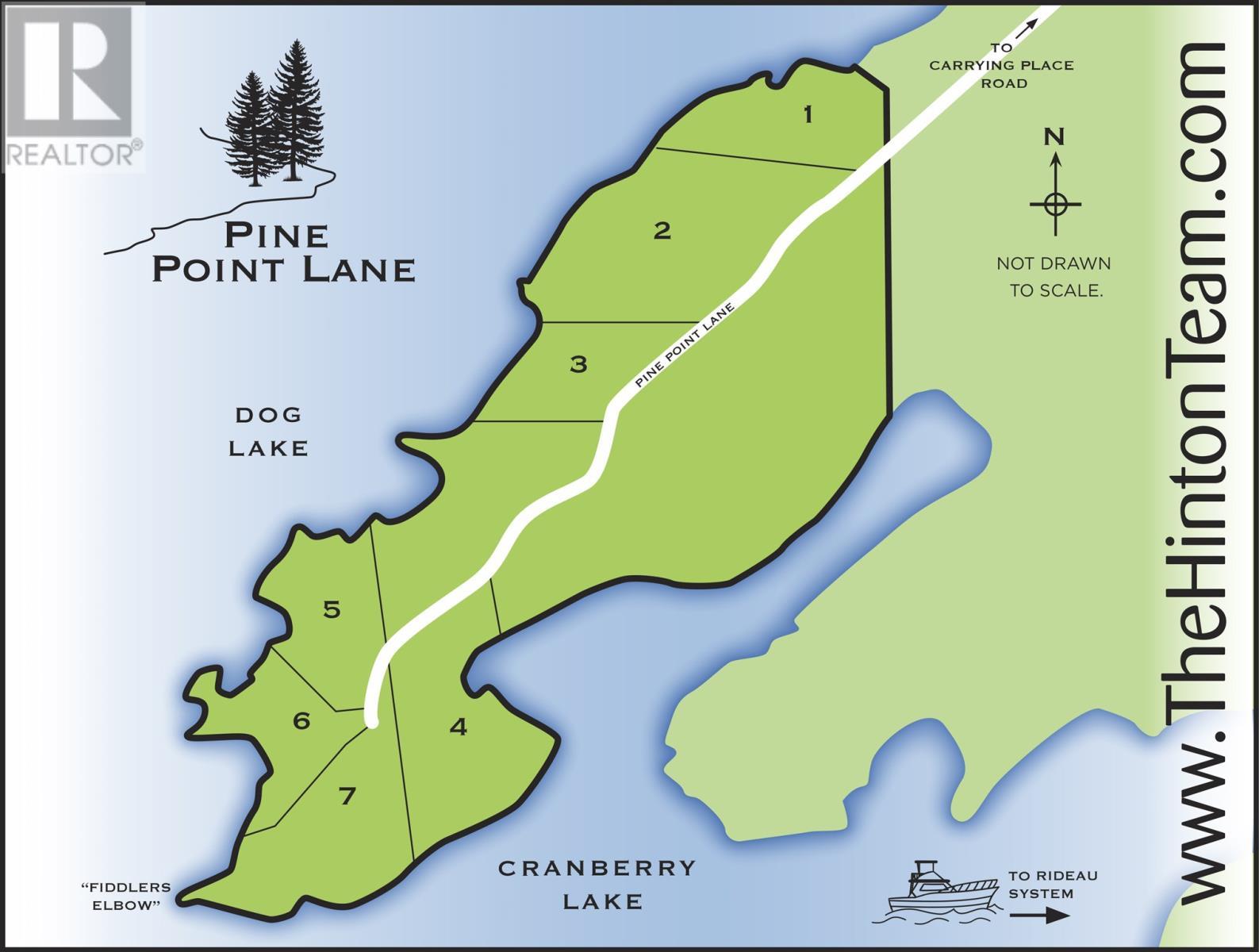 Lot 3 Pine Point Ln, South Frontenac, Ontario  K0H 2N0 - Photo 2 - K21001194