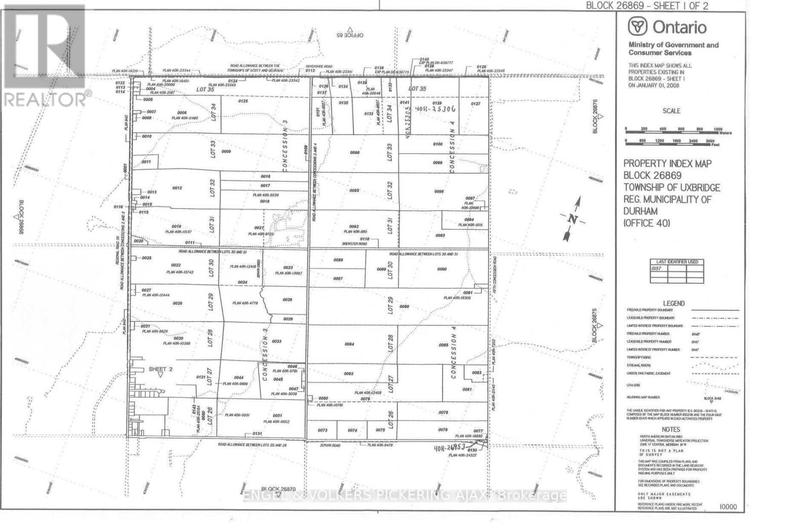 0 Concession 4 Rd, Pt Rd W, Uxbridge, Ontario  L0E 1T0 - Photo 2 - N5158114