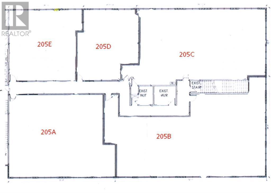 205 C, 10055 120 Avenue, Grande Prairie, Alberta  T8V 8H8 - Photo 2 - GP213505