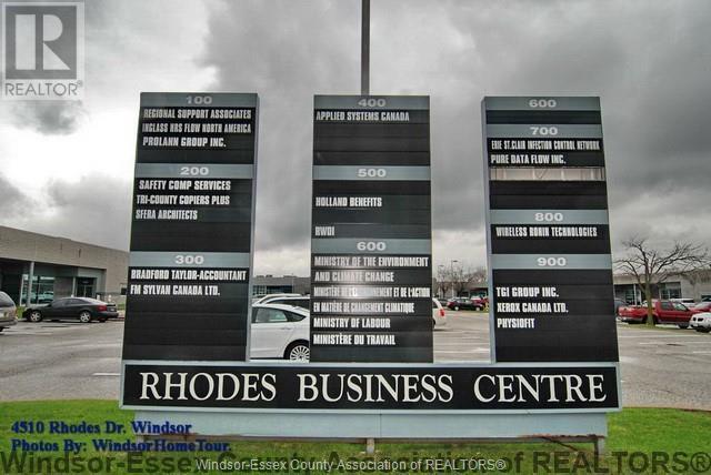 4510 Rhodes Unit# 705, Windsor, Ontario  N8X 5K5 - Photo 7 - 21004051