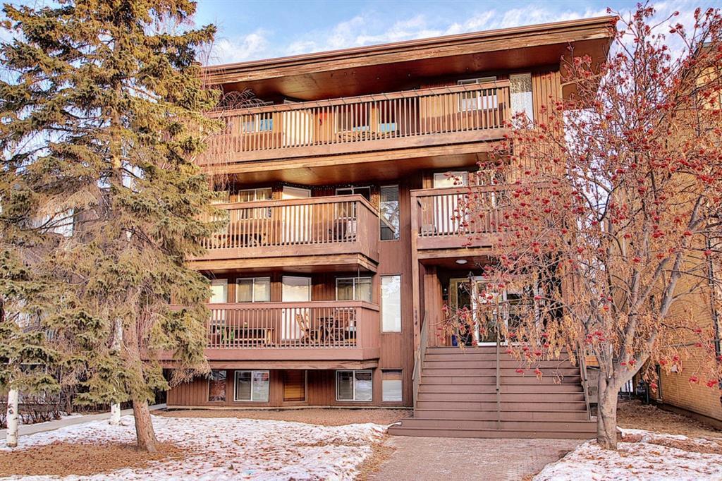 Property Listing: 402, 534 20 Avenue Sw, Calgary, Alberta