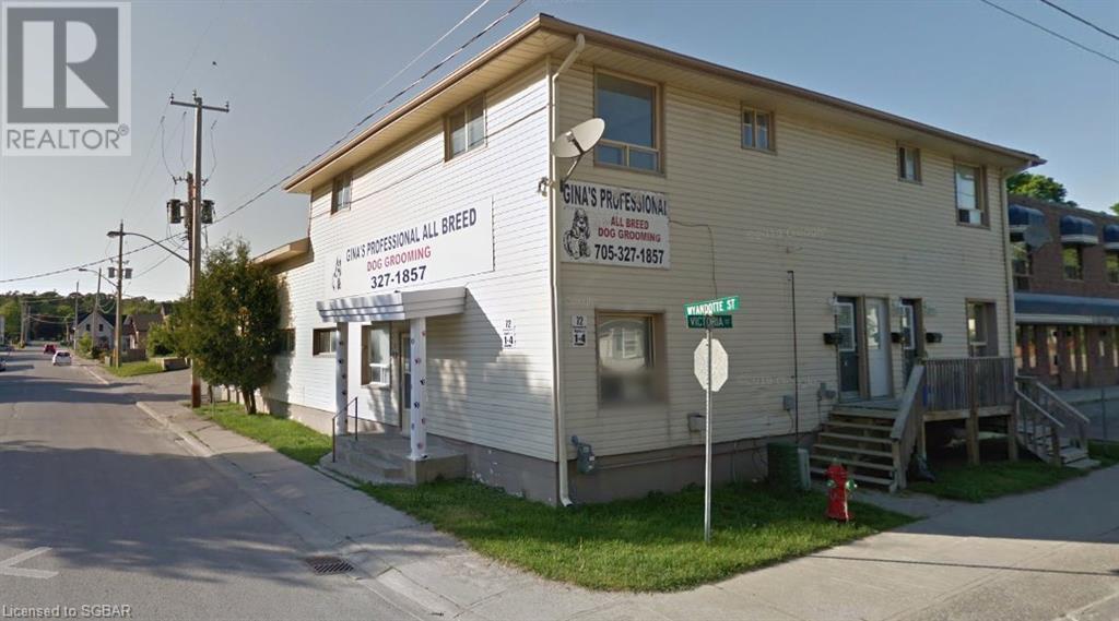 72 Wyandotte Street, Orillia, Ontario  L3V 5M9 - Photo 1 - 40095613