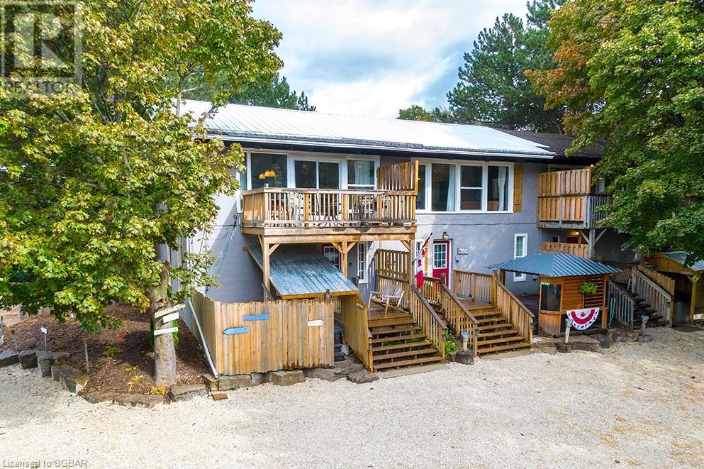 194 & 190 Tyrolean Lane, The Blue Mountains, Ontario  L9Y 0N4 - Photo 1 - 40102729