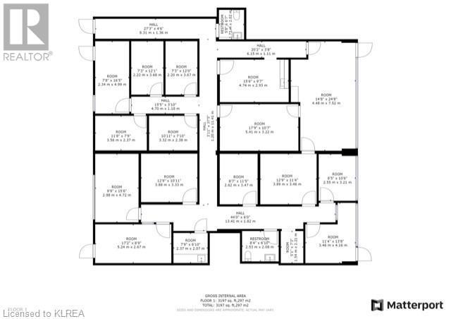 55 Mary Street Unit# 112, Lindsay, Ontario  K9V 5Z6 - Photo 14 - 40100037
