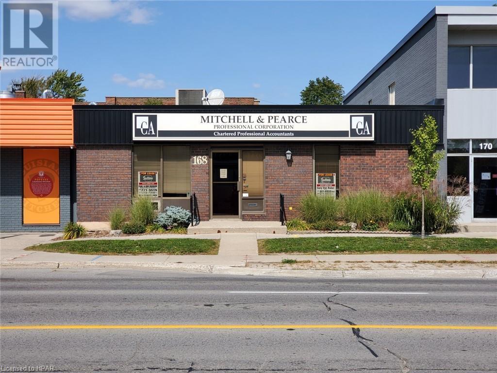 168 ONTARIO Street, Stratford, Ontario N5A3H4, ,Office,For Lease,ONTARIO,30798509