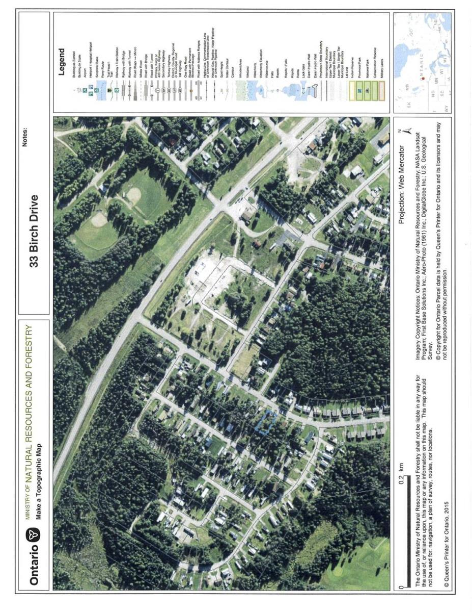 33 Birch Dr, Ear Falls, Ontario  P0V 1T0 - Photo 4 - TB202168