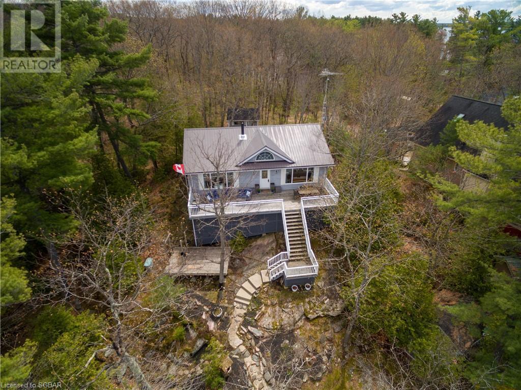 2033 Deer Island, Port Severn, Ontario  L0K 1S0 - Photo 2 - 40107596