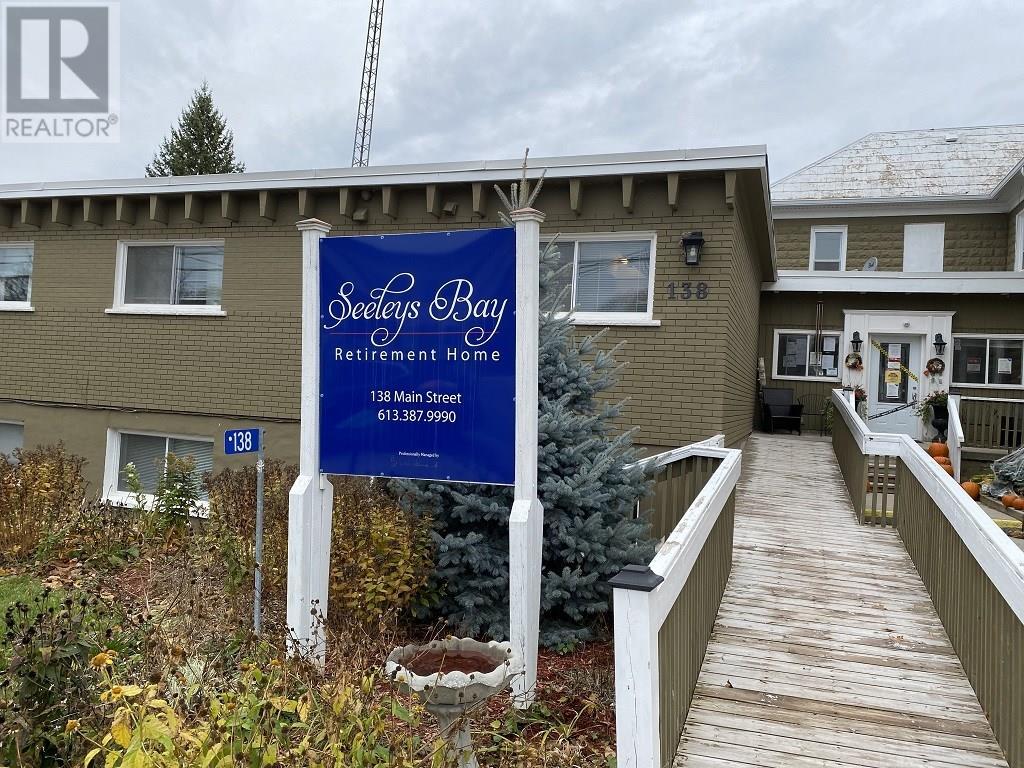 138 Main ST, seeley's bay, Ontario