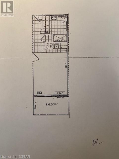 9 Harbour Street E Unit# 2113, Collingwood, Ontario  L9Y 5C5 - Photo 14 - 40105379