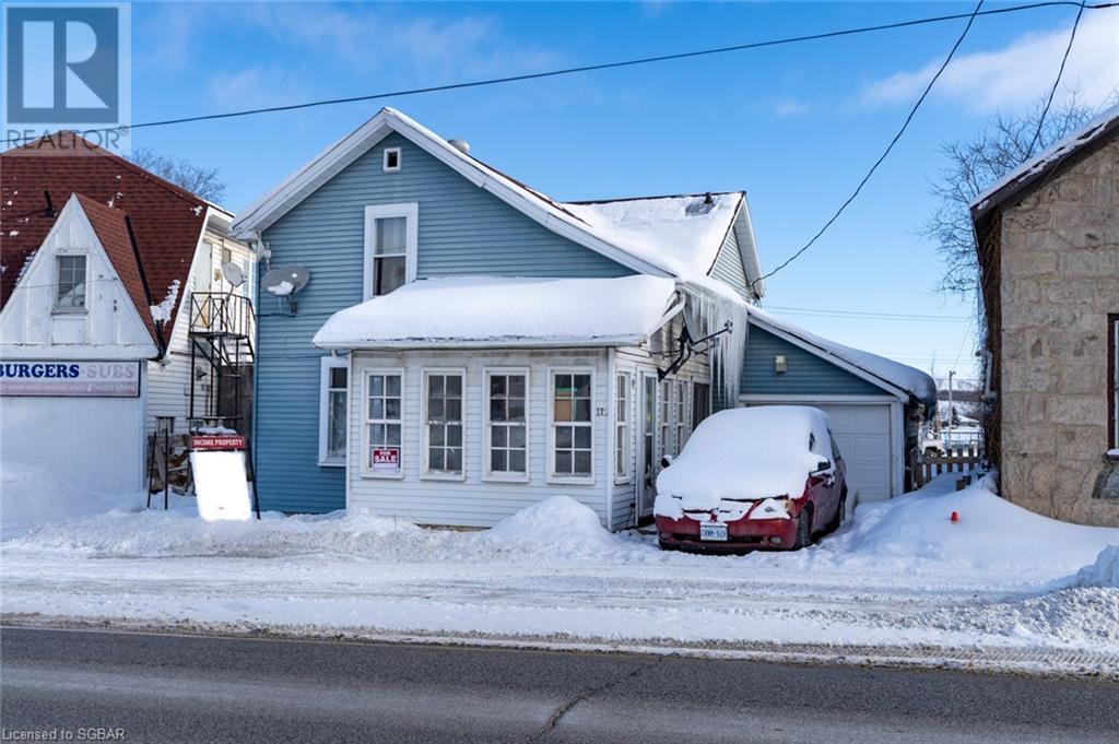 119 Garafraxa Street, Chatsworth, Ontario  N0H 1G0 - Photo 12 - 40112430