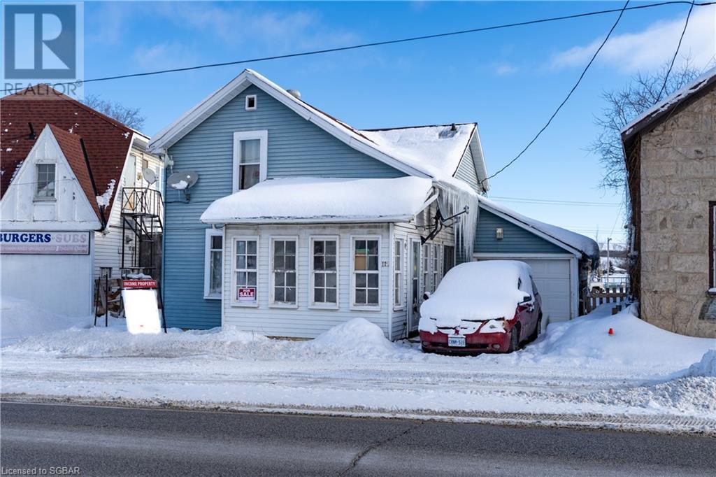 119 Garafraxa Street, Chatsworth, Ontario  N0H 1G0 - Photo 2 - 40112430