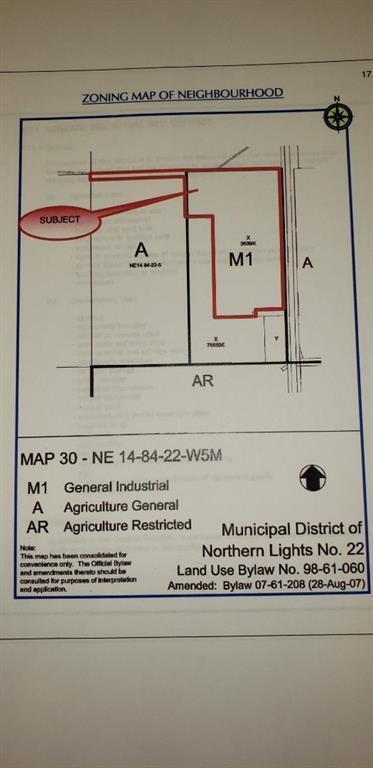 743 Webberville Rd. Highway N, County Of, Alberta  T8S 0A3 - Photo 3 - A1032263