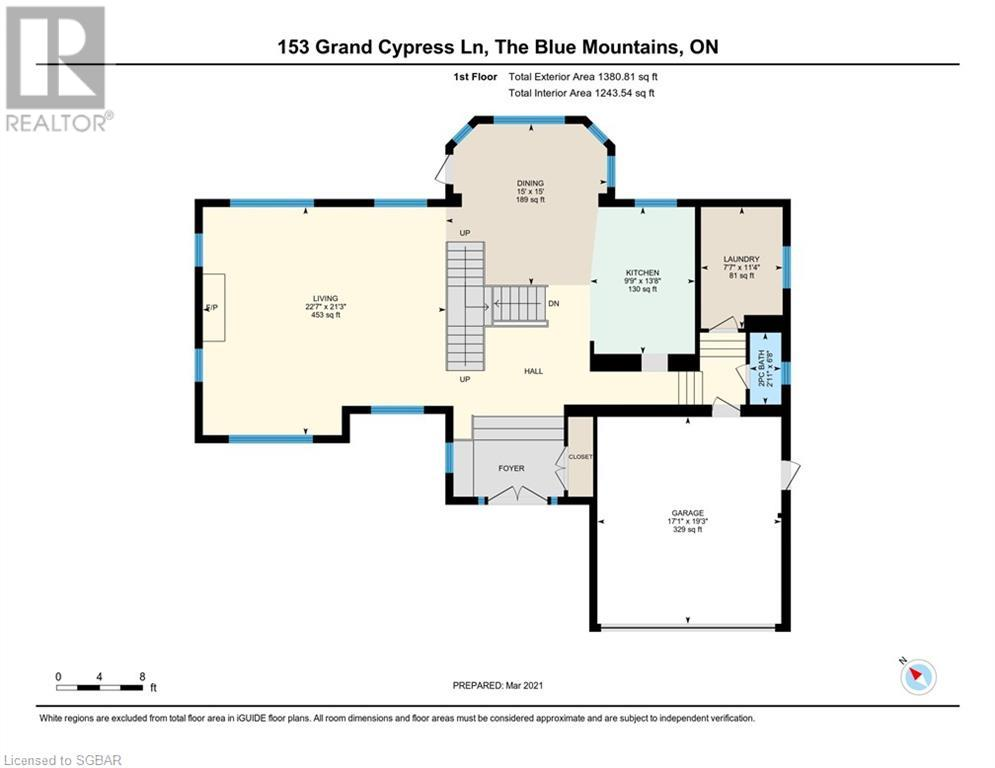 153 Grand Cypress Lane, The Blue Mountains, Ontario  L9Y 0K7 - Photo 44 - 40113456