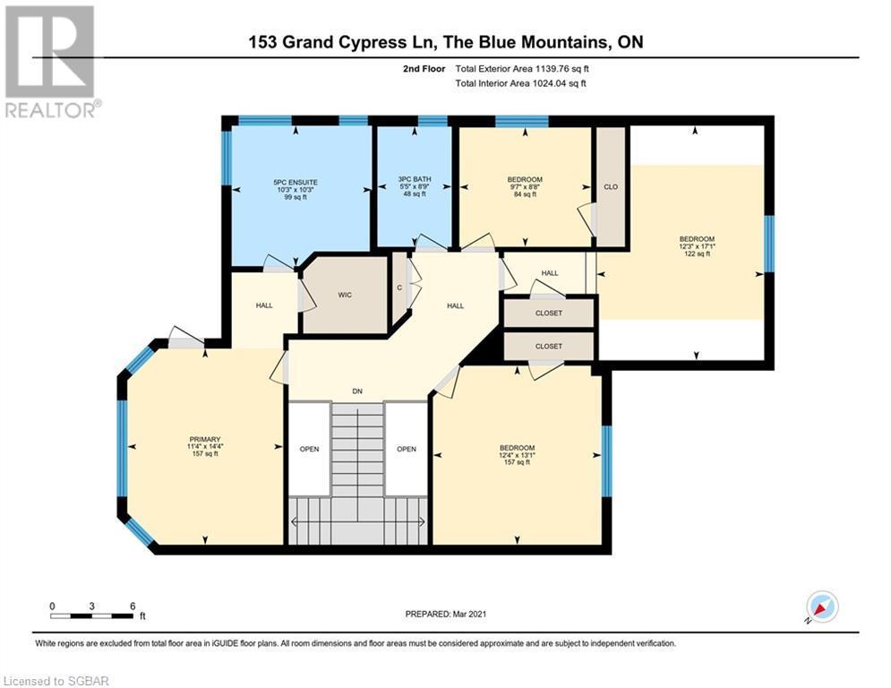 153 Grand Cypress Lane, The Blue Mountains, Ontario  L9Y 0K7 - Photo 45 - 40113456