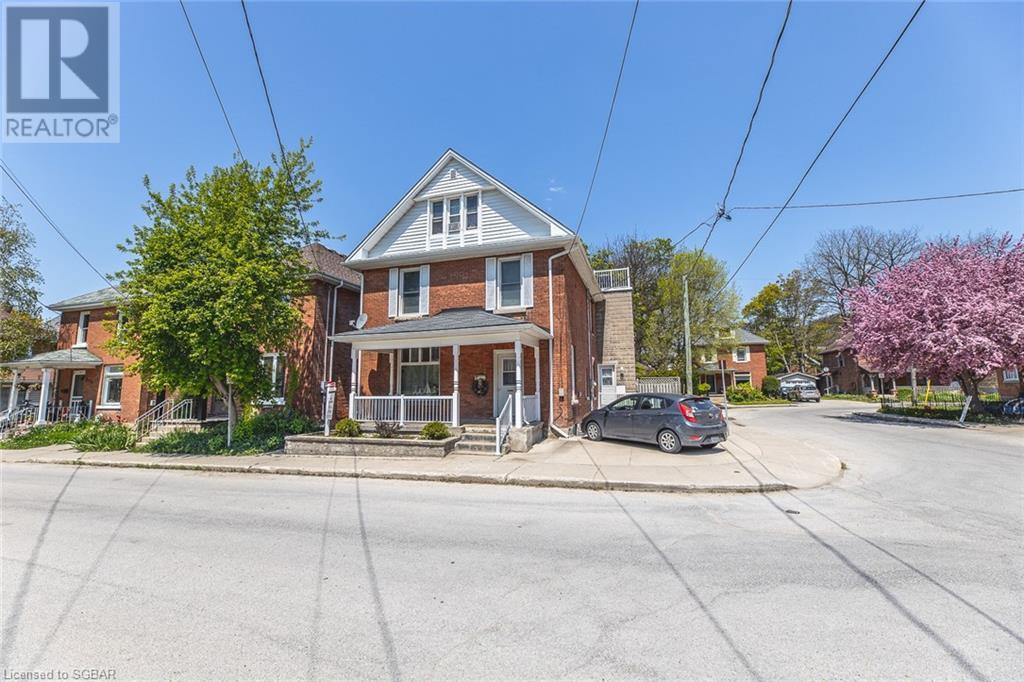 514 8th A Street E, Owen Sound, Ontario  N4K 1M8 - Photo 1 - 40115211