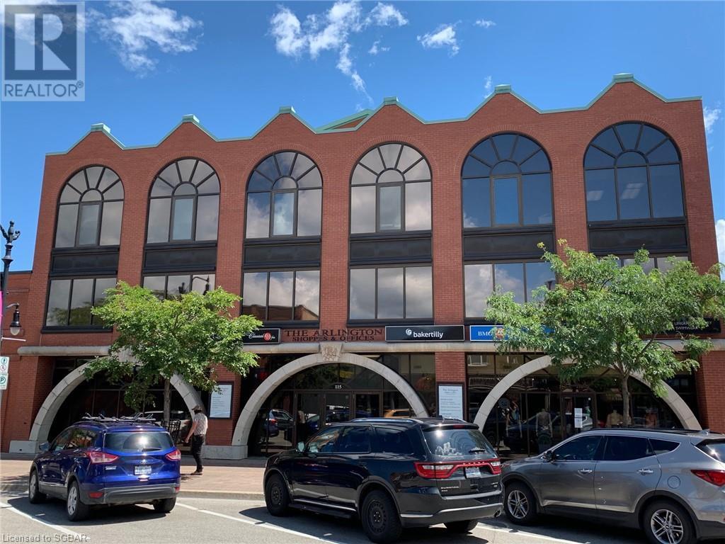115 Hurontario Street Unit# 203, Collingwood, Ontario  L9Y 2L9 - Photo 1 - 40117118