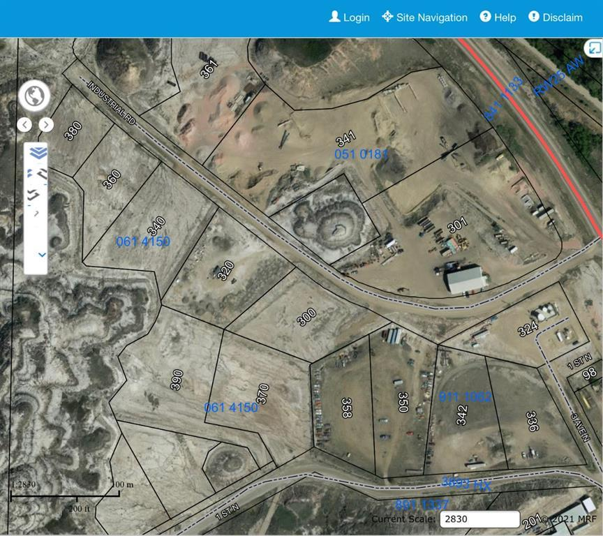 Lot 8 340 Industrial Road, Drumheller, Alberta  T0J 0Y0 - Photo 19 - A1060180