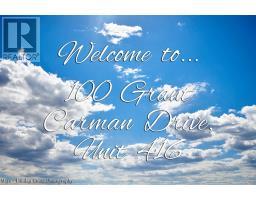 416 - 100 Grant Carman DR