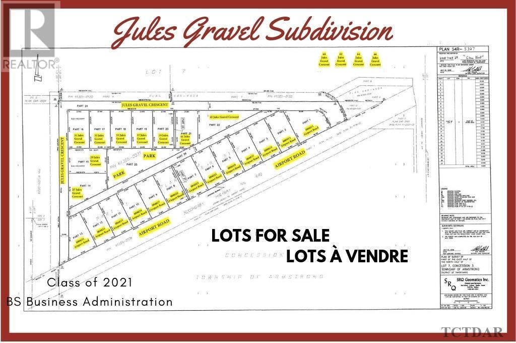 43 Jules Gravel Cres, Earlton, Ontario  P0J 1E0 - Photo 1 - TM191027