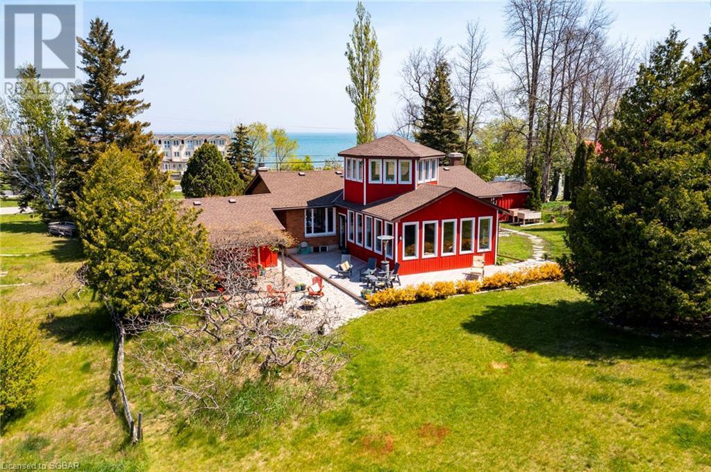 188 Lakeshore Road E, The Blue Mountains, Ontario  L9Y 0M9 - Photo 1 - 40120861
