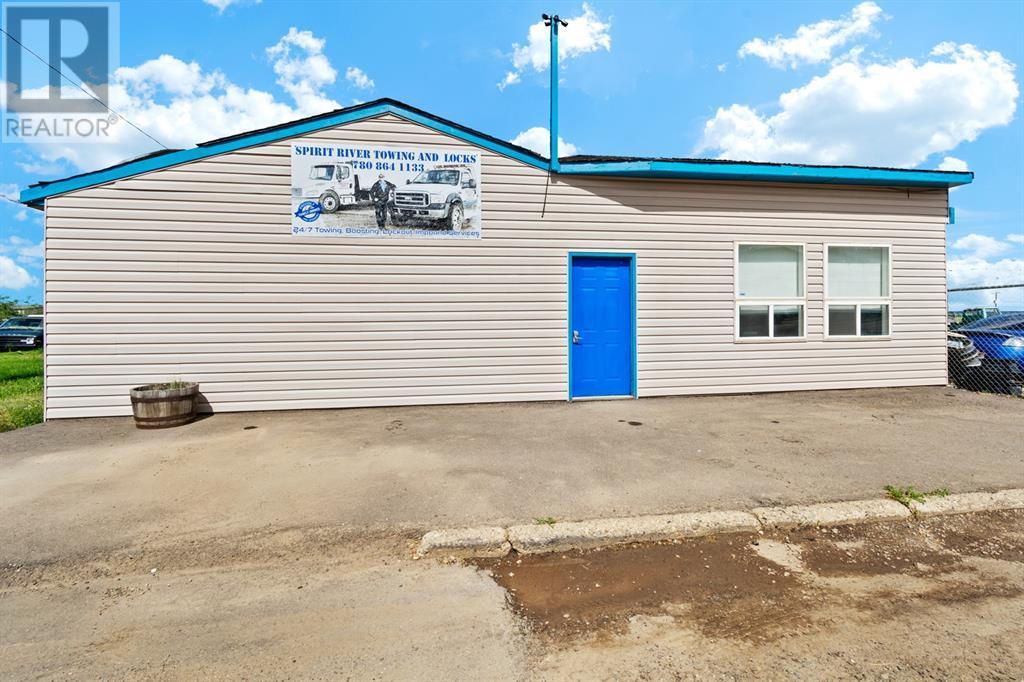 5031 47 Avenue, Spirit River, Alberta  T0H 3G0 - Photo 2 - A1017525