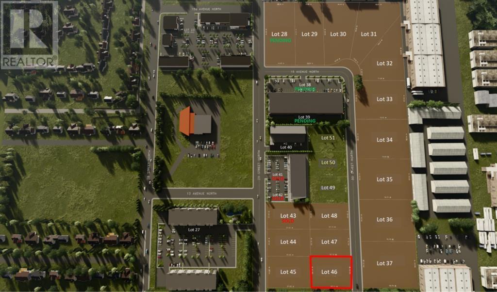 1212 30 Street N, Churchill Industrial Park, Lethbridge